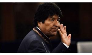 Morales Küba'ya gitti
