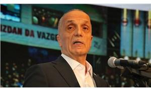 Türk-İş Başkanlığına yeniden Ergün Atalay seçildi
