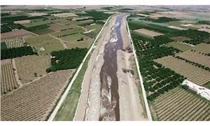 Tarım arazileri ve su kaynakları tehlikede