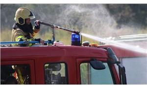 Ukrayna'da okulda çıkan yangında 10 kişi öldü