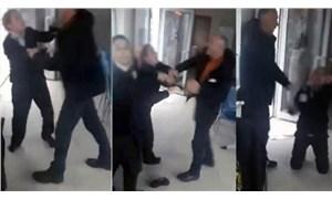Güvenlik amiri tarafından darp edilen kadın çalışana ihtar cezası!