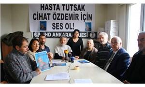 Hasta tutsak Özdemir'in cezası ertelensin talebi