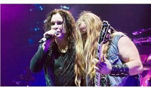 Ozzy Osbourne'dan çalınan gitar için 25 bin dolar ödül