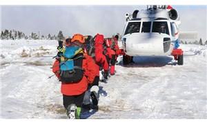 Uludağ'daki kayıp dağcılar ile ilgili Valilik'ten açıklama