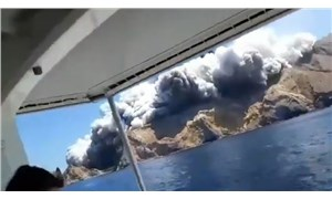 Yeni Zelanda'da yanardağ patladı: 5 ölü