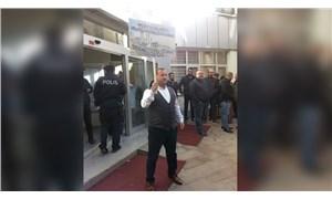 Aydın İleri'den tek kişilik protesto