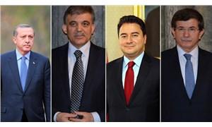 Erdoğan'ın 'ağabey'leri devrede: Gül, Davutoğlu ve Babacan'ı vazgeçirme ziyaretleri!