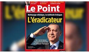 Erdoğan'ın suç duyurusunda bulunduğu Le Point dergisine ödül verildi