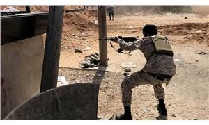 Hafter kuvvetleri Trablus kapısında