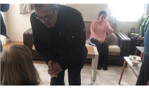 Özgecan'ın ailesi, Ceren'in ailesini ziyaret etti