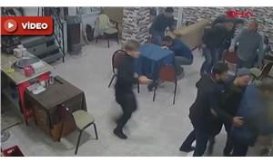 Balıkesir'de deprem anı kameralara yansıdı