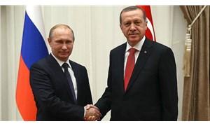 Erdoğan ile Putin telefon görüşmesi gerçekleştirdi