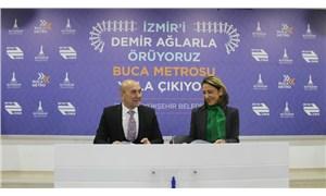 İzmir tarihinin en büyük projesi için düğmeye basıldı
