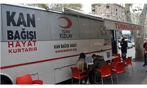 Kızılay'dan 'kan bağışı' mesajı