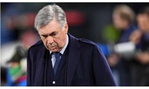 Napoli'de Ancelotti ile yollar ayrıldı