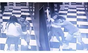 Sevgilisini asansör boşluğuna itip, ağır yaralanmasına neden olan erkek tahliye edildi