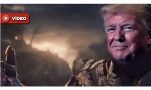 Trump'tan 'Avengers'lı kampanya reklamı