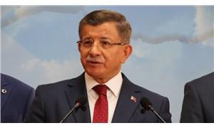 Ahmet Davutoğlu, partisi için resmi başvuruyu yaptı