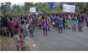 Bougainville halkı bağımsızlık istiyor