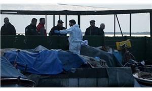 İzmir'de denizde bir kadına ait cansız beden bulundu