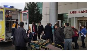Öğrenci yurdunda karbonmonoksit zehirlenmesi: 103 öğrenci hastaneye kaldırıldı