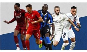 Şampiyonlar Ligi'ne 5 büyük lig damgası