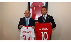 TFF'den Fenerbahçe Başkanı Ali Koç ile yapılan görüşme hakkında açıklama