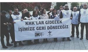 Adana'da KHK'liler imza kampanyası başlattı