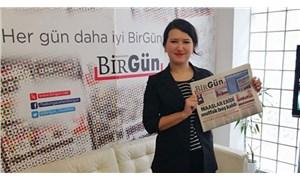 CHP'li Gökçe Gökçen'den BirGün'e destek ziyareti