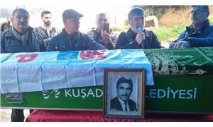 ÖDP üyesi Ahmet Akgül sonsuzluğa uğurlandı