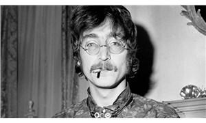 John Lennon'un gözlüğü 170 bin Avro'ya satıldı