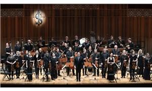 Mahler Oda Orkestrası İş Sanat'taydı
