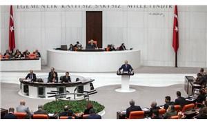 TBMM Genel Kurulu'nda 'tek adam' tartışması