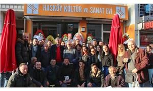 Hasköy Kültür Sanatevi açıldı