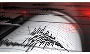 Kuşadaşı Körfezi'nde 3.7 büyüklüğünde deprem