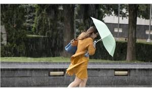 Meteoroloji uyardı: 4 bölgede sağanak yağış