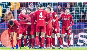 Liverpool yenilmezlik serisini 34 maça çıkardı