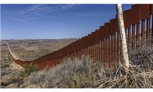 ABD Kongresinden Meksika sınırına duvar inşası için bütçe