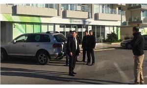 Antalya'da bankada silahlı soygun girişimi