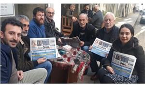 Artvin halkı, ilan ambargosuna karşı BirGün'ü yalnız bırakmadı