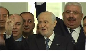 Bahçeli'den yeni parti tepkisi: Türkiye üzerinde komplo ve kurgu mucitlerinin ucuz siparişi