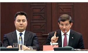 Davutoğlu ve Babacan cehpesinden Bahçeli'ye tepki