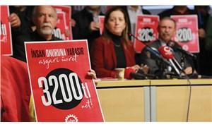 DİSK'ten TÜİK tepkisi: Asgari yaşam maliyetlerinin sadece yüzde 5.3 arttığını iddia etmek akıl dışı