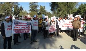 Güçbirliği işçileri 2 yıldır haklarını arıyor