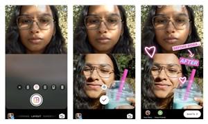 Instagram Hikayeler'e 'yerleşim' özelliği geldi