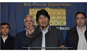 Morales: Seçimlerde aday olmayacağım