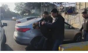 Çakarlı araçta sahte 'TBMM araç giriş kartı' ele geçirildi