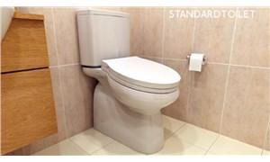 Kapitalizmin yeni projesi: 5 dakikadan fazla oturulamayan tuvalet