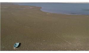 Bursa'da tarım arazilerine hayat veren Gölbaşı Barajı kurudu