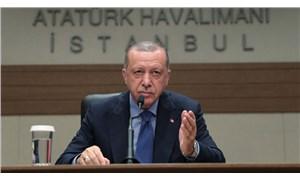 Erdoğan doğruladı: Katar Emiri'nin annesi Kanal İstanbul arazisinden arsa almış!